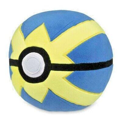 "Pokemon Poke Ball 5/"" Soft Plush Toy officielles Tomy neuf avec étiquettes"