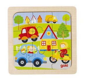 3D Puzzles Auto Holzpuzzle