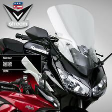NATIONAL CYCLE VSTREAM V STREAM WINDSHIELD 11-14 KAWASAKI Z1000SX NINJA CLR TOUR