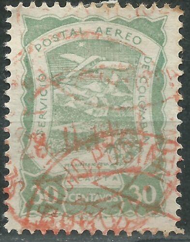 COLOMBIA Scott # C29 1921