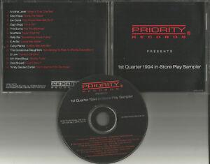 PROMO-CD-w-ICE-CUBE-5th-Ward-Boyz-SCARFACE-Trinity-Garden-Cartel-ODD-SQAUD