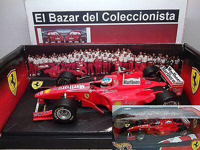1:18 Ferrari F300 F 300  Schumacher 1998 + Marl bo ro  -Hot Wheels - 3L 050