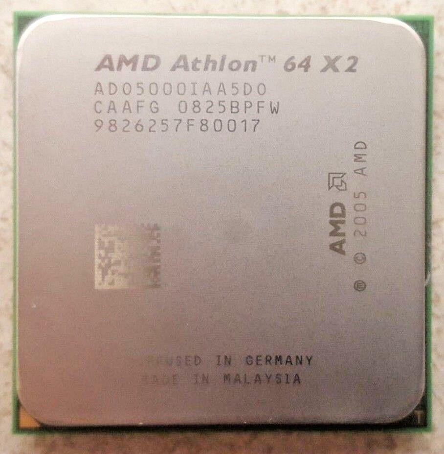 AMD 2.6 GHz Athlon CPU Processor W340C 5000B AD0500BIAA5D0 Dell Optiplex 740 Renewed