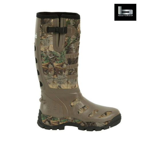 """BANDED 17/"""" BREATHABLE KNEE HUNTING BOOT UNINSULATED REALTREE XTRA SIZE 10"""
