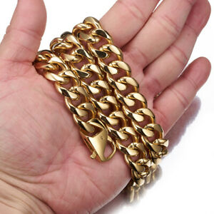 6mm Mens Womens Necklace 100/% Stainless Steel Cuban Link Chain Never Fade,Rust