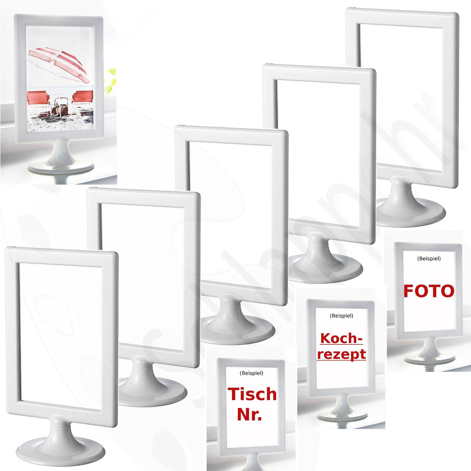 5 Stück Set IKEA TOLSBY 10x15 cm. Weiß/ Bilderrahmen/ Doppelrahmen ...