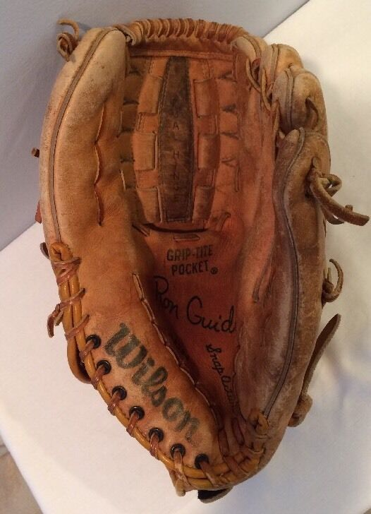 Vintage Wilson Pro Style A2234 Ron Guidry Signature Baseball Glove