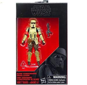 Star-Wars-Scarif-Stormtrooper-Squad-Leader-Action-Figure-The-Black-Series-SEALED