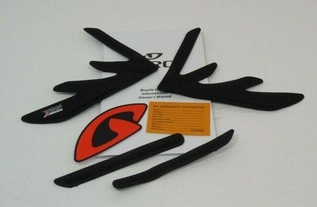 GIRO ATMOS Road Helmet Replacement Pad Set Pads Kit Padset Roc Loc LARGE