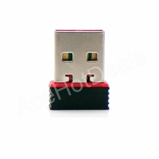 150m USB WiFi Micro Adapter Dongle Plug and Play for Raspberry Pi 2 Model B  1gb
