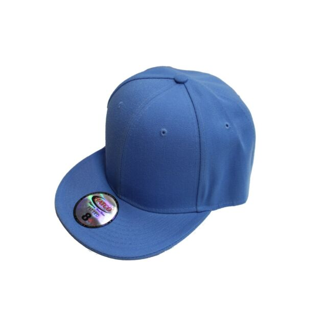 HATCO PLAIN SOLID BLANK FITTED HAT NEW BEST TOP QUALITY  ALL COLORS ALL SIZES
