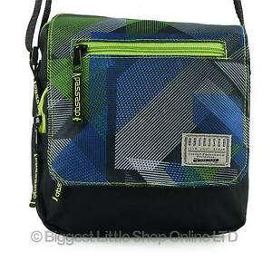 obsessed messenger bag