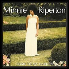 MINNIE RIPERTON - COME TO MY GARDEN [VARESE] (NEW CD)