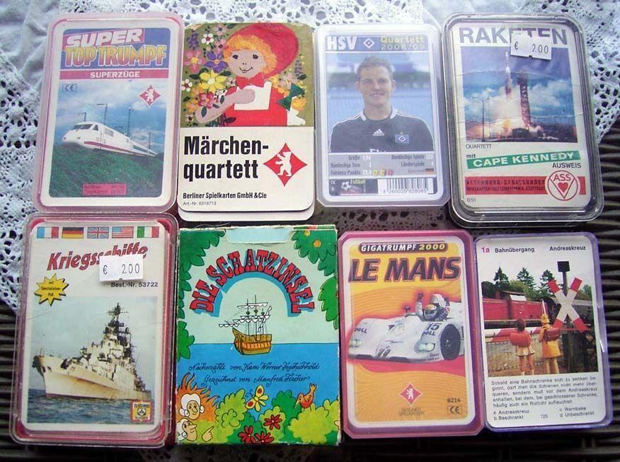 Colección cuarteto juegos de Cochetas