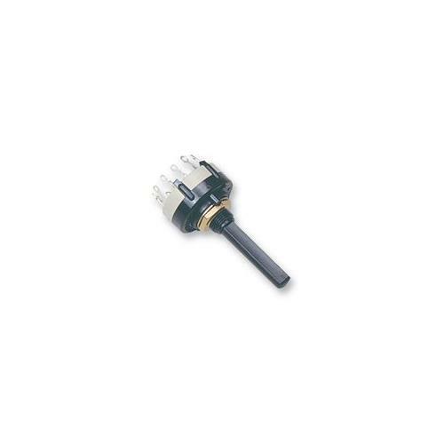 Métrique 1 Pôle 12 POS CK1029 Lorlin Interrupteur