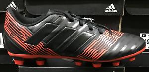 adidas nemeziz 17,3 fx g solar männer stollenschuhe schwarz / solar g red cp9006 sz8-12 ss 0df678