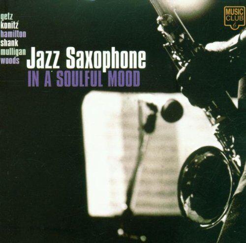 Various - Saxophone Jazz - Various CD Q6VG The Cheap Fast Free Post The Cheap