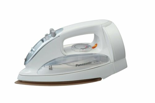 New Panasonic Cord Reel Steam Iron Silver NI-R36-S From Japan With Tracking
