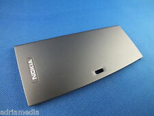 Original Nokia 9300  9300i Communicator Abdeckung GRAU Akkudeckel back Cover NEU