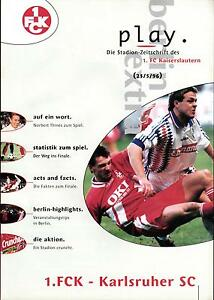 DFB-Pokalendspiel-1996-Karlsruher-SC-1-FC-Kaiserslautern-25-05-1996-play