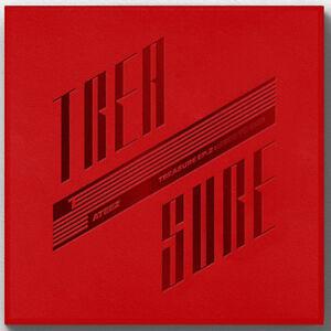 ATEEZ-TREASURE-EP-2-ZERO-TO-ONE-2nd-Mini-Album-CD-Buch-Sticker-Poster-15p-Karte