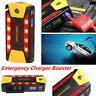 4USB Car Jump Starter 82800mAh Emergency Charger Booster Power Bank Battery