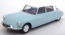 NOREV 1959 Citroen DS 19 Light Blue / White Roof LE of 1000 1:18*New Item!