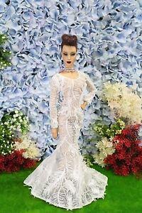 NEW-wedding-dress-for-Ellowyn-Superdoll-Sybarite-Tonner-Dolls