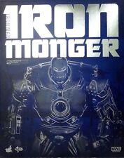 Used Hot Toys Movie Masterpiece Iron Man Iron Monger 1:6 scale