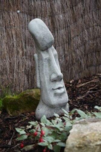 Easter Island Head Garden Moai Joker Easter Island Stone Head