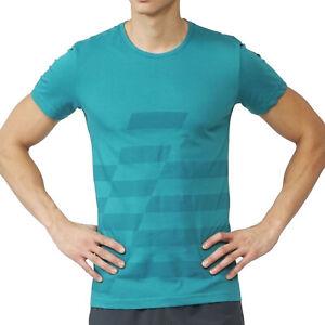 Adidas-Definitivo-Entrenamiento-Futbol-Camiseta-Ufb-HOMBRE-Correr-Gimnasio