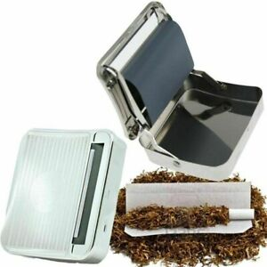 70mm-Metal-Automatic-Cigarette-Tobacco-Smoking-Rolling-Machine-Roller-Box