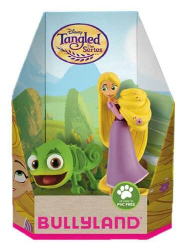 Officiel Disney Bullyland figures figurines jouets emmêlés cake topper jouet Toppers