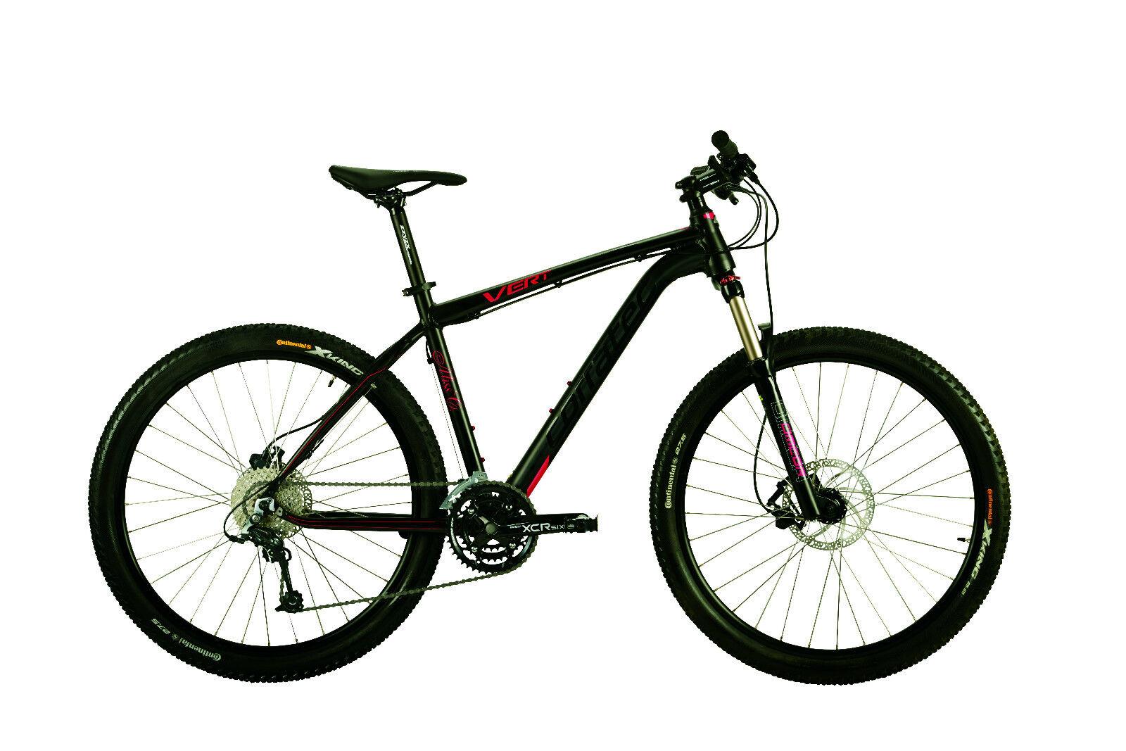 Corratec Xgreen MISS C 650B , size 49 cm, Top Bike