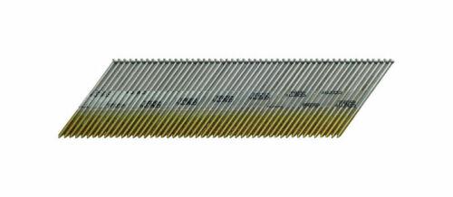 Senco 34 deg 15 Ga Smooth Shank Angled Strip Fish Nails 1-1//2 L x 007  700