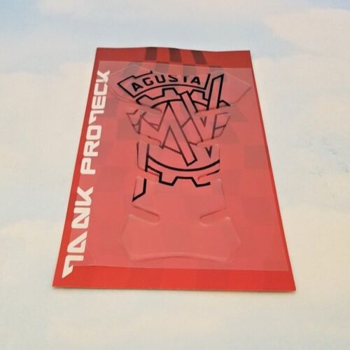 MV AGUSTA UNIVERSAL  MOTORCYCLE TANK PROTECTOR PAD PROTECK MADE IN ITALY