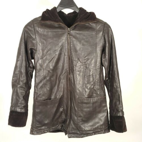 Vintage Kenneth Cole mens reversible brown leather