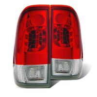 Cg Ford F-150 97-03 Led Tail Light Red/clear on sale