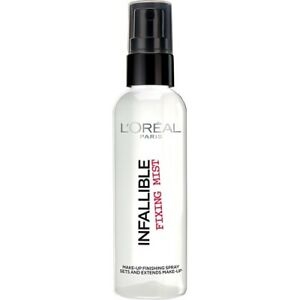 L-039-oreal-INFAILLIBLE-FIXING-MIST-SPRAY-Definit-votre-maquillage-100ml-bouteille