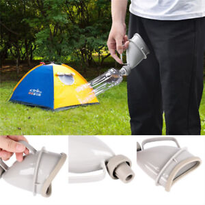 Car-Handle-Urine-Bottle-Urinal-Funnel-Tube-Travel-Outdoor-Camp-Urination-De-ws
