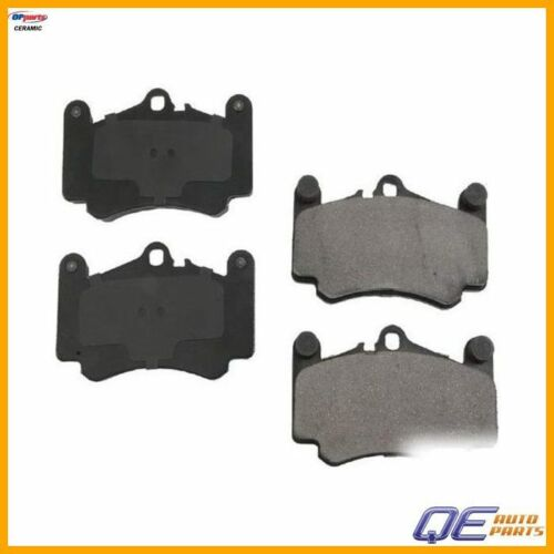 Porsche 991 02-08 7797D916GMA333 For Front Brake Pads OPparts Ceramic D8916OC