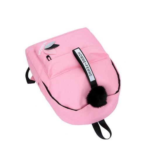 Mädchen Rucksack Schulrucksack Ranzen Kinder Schulranzen Schultasche Wasserdicht