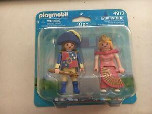 playmobil-4913-Princesse-et-Prince-neuf