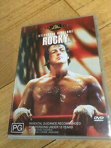 Rocky-DVD-The-Original-Region-4-AS-GOOD-AS-NEW