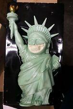 Ron English liberty grin lady NYCC comic con 2016 popaganda supersize statue