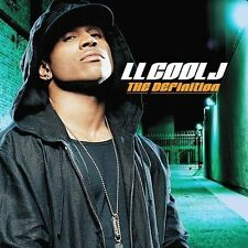 The DEFinition Ll Cool J Audio CD
