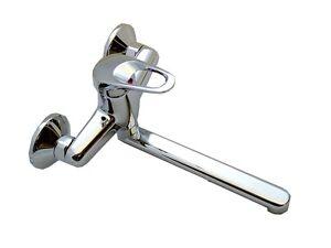 Einhebel Küchenarmatur Wasserhahn für Wandanschluss | eBay