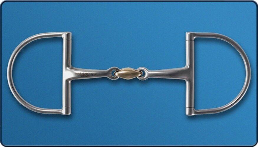 Stubben Steeltec D-Ring D-Ring D-Ring Bit- 5 1/2