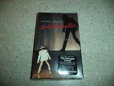 MICHAEL JACKSON Blood On The Dance Floor Cassette Single 1997 NEW sealed REMIX