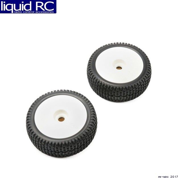 Squadra Losi Racing 45005 Premount  rueda & Tire bianca 2  -B  online economico